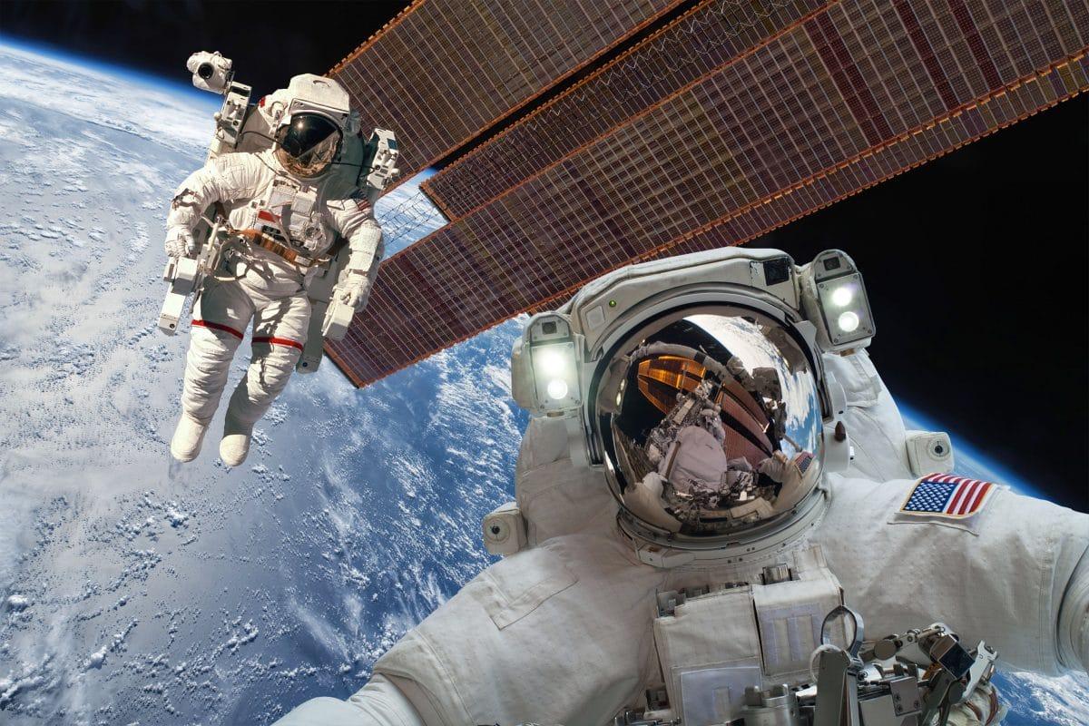 Weltraum-Tourist schmuggelte Asche von Star Trek-Schauspieler auf die ISS