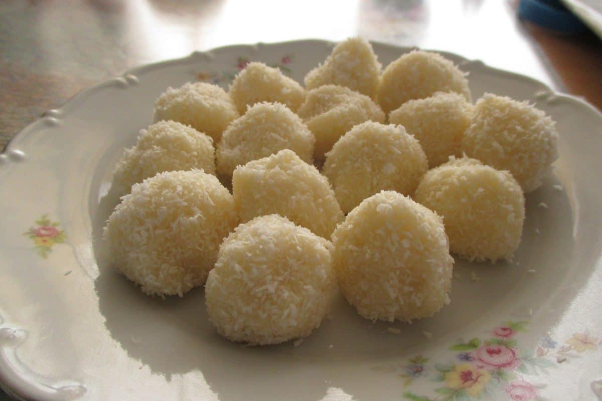 Raffaello Pralinen Rezept