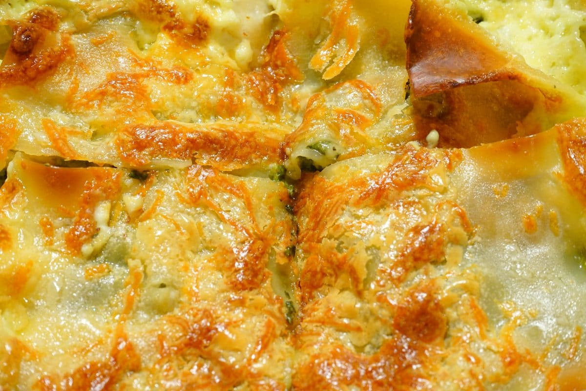 Zucchini-Erdäpfel-Auflauf