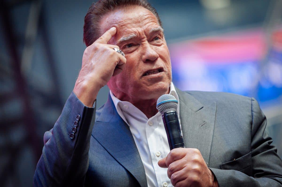 Arnold Schwarzenegger verurteilt Sturm aufs US-Kapitol in Rede an Amerikaner