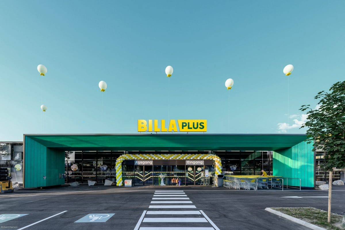 "Supermarkt-Kette Merkur wird ab April zu ""Billa Plus"""