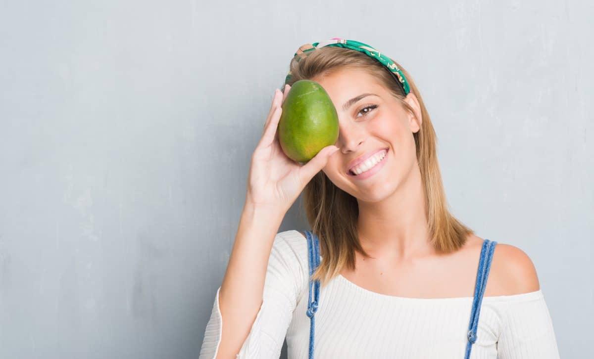 Deshalb reduzieren Mangos Falten im Gesicht