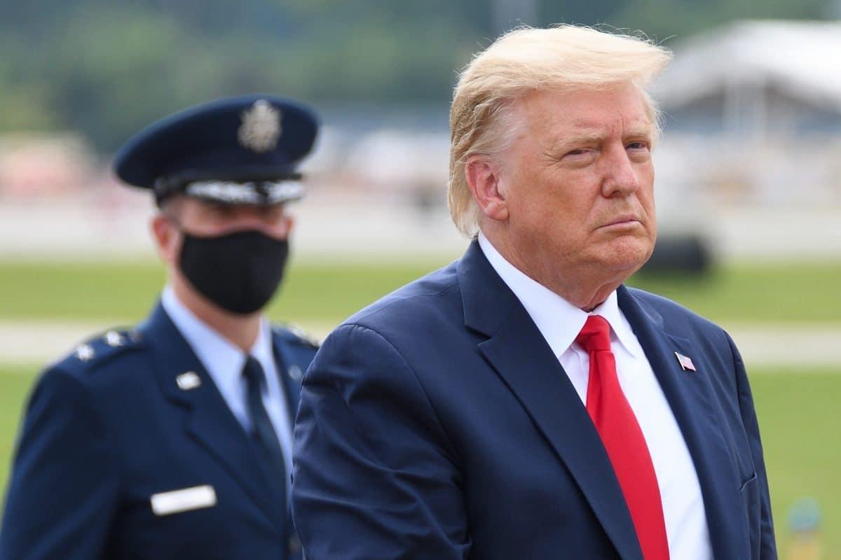 USA: Demokraten stellen Ultimatum für Absetzung von Donald Trump