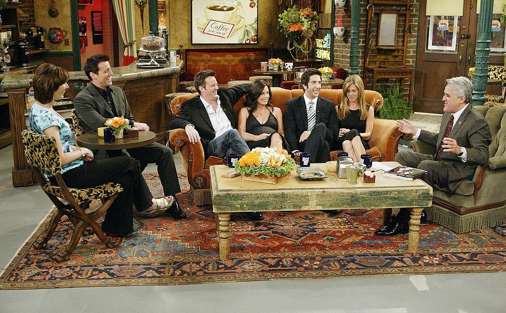 Die Dreharbeiten zum Friends-Special haben endlich begonnen