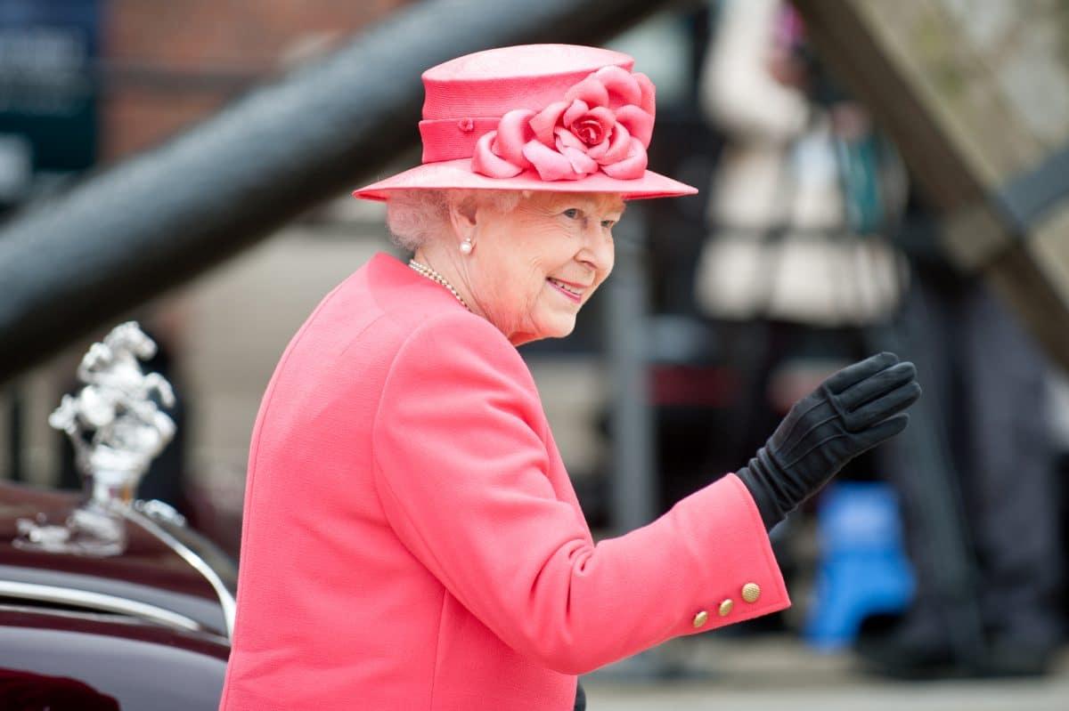 """Emotionale Worte der Queen: """"Wir werden uns wieder treffen"""""""