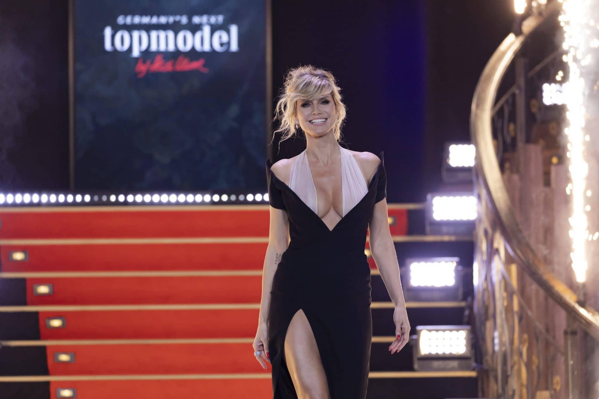 Germanys Next Topmodel 2021 Models