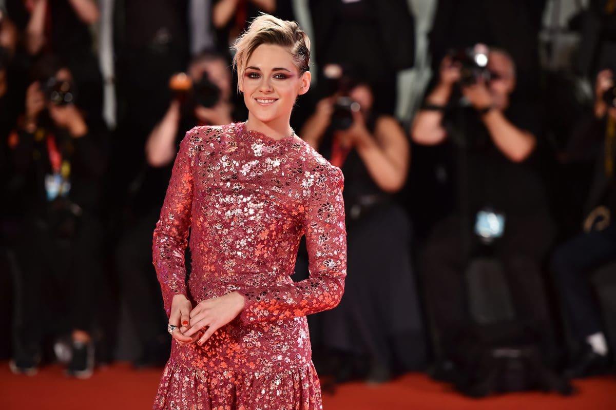 Kristen Stewart: So sieht sie als Lady Diana aus