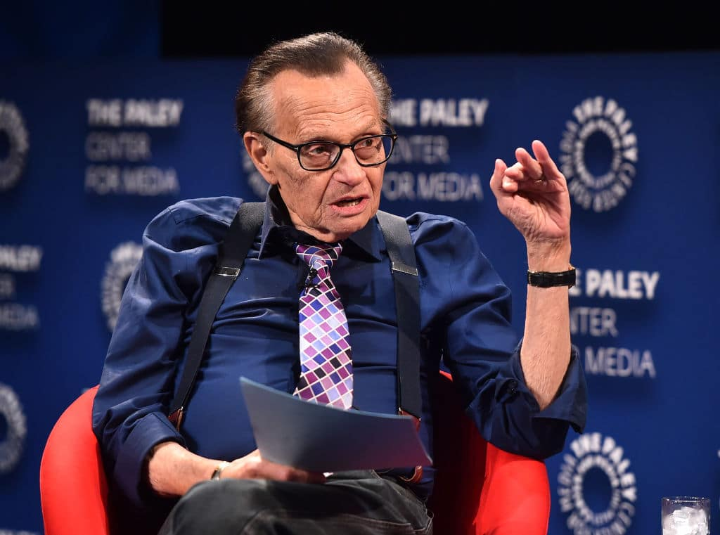 Larry King ist tot: Die Karriere des legendären US-Talkmasters