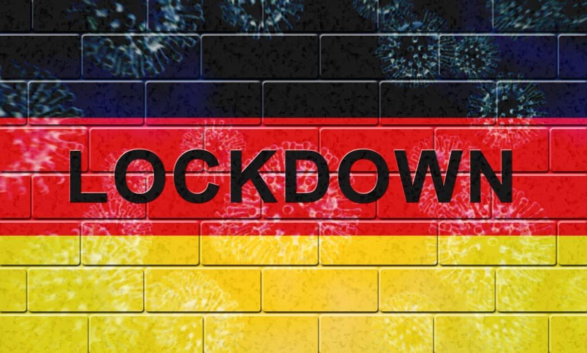 Lockdown in Deutschland vor Verlängerung