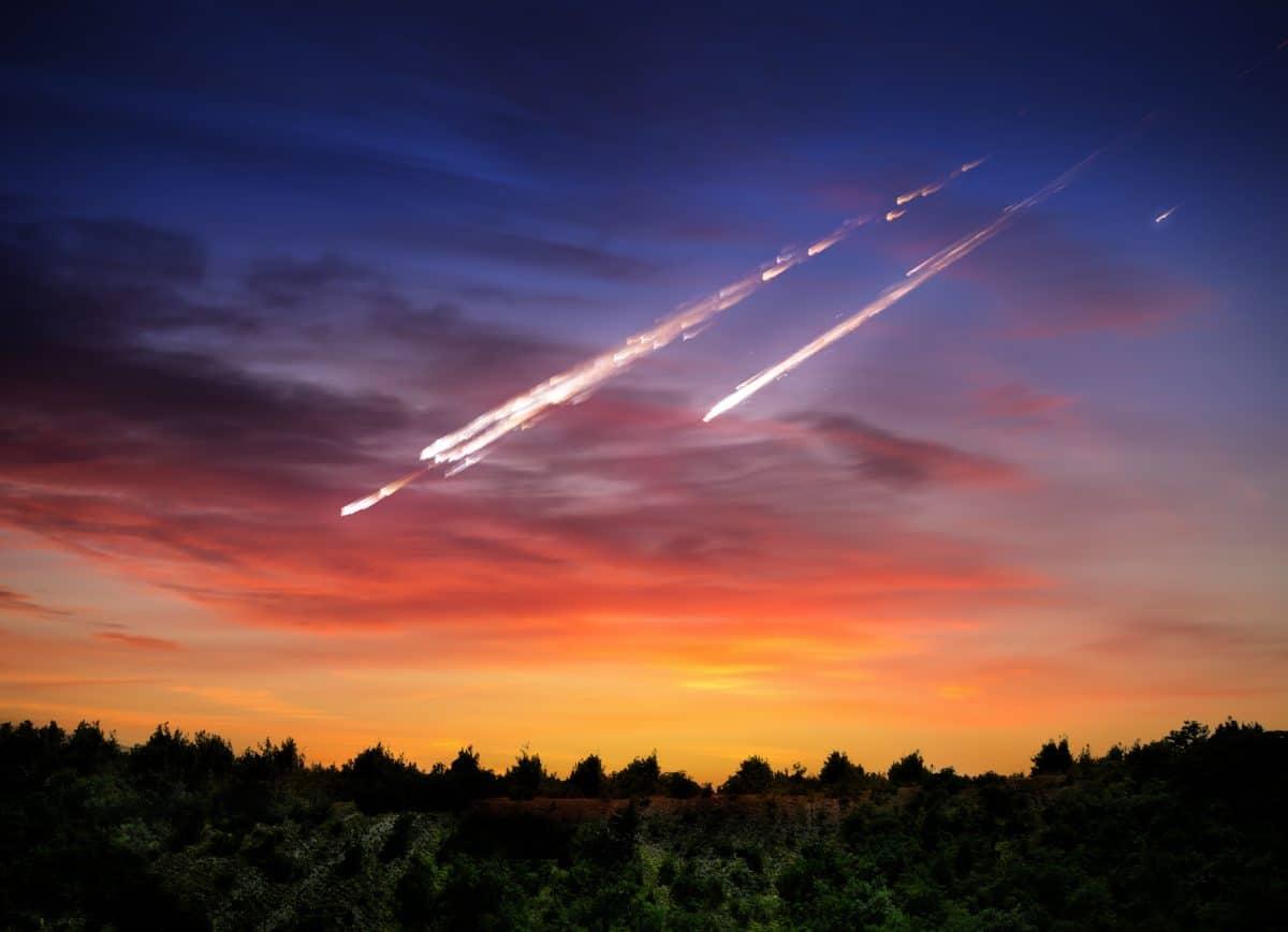 Himmel erleuchtet: Meteorit in Norwegen eingeschlagen