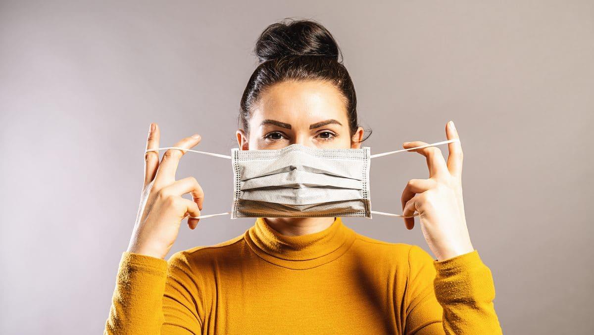 Corona Mundschutz: so reinigst du deine Maske richtig