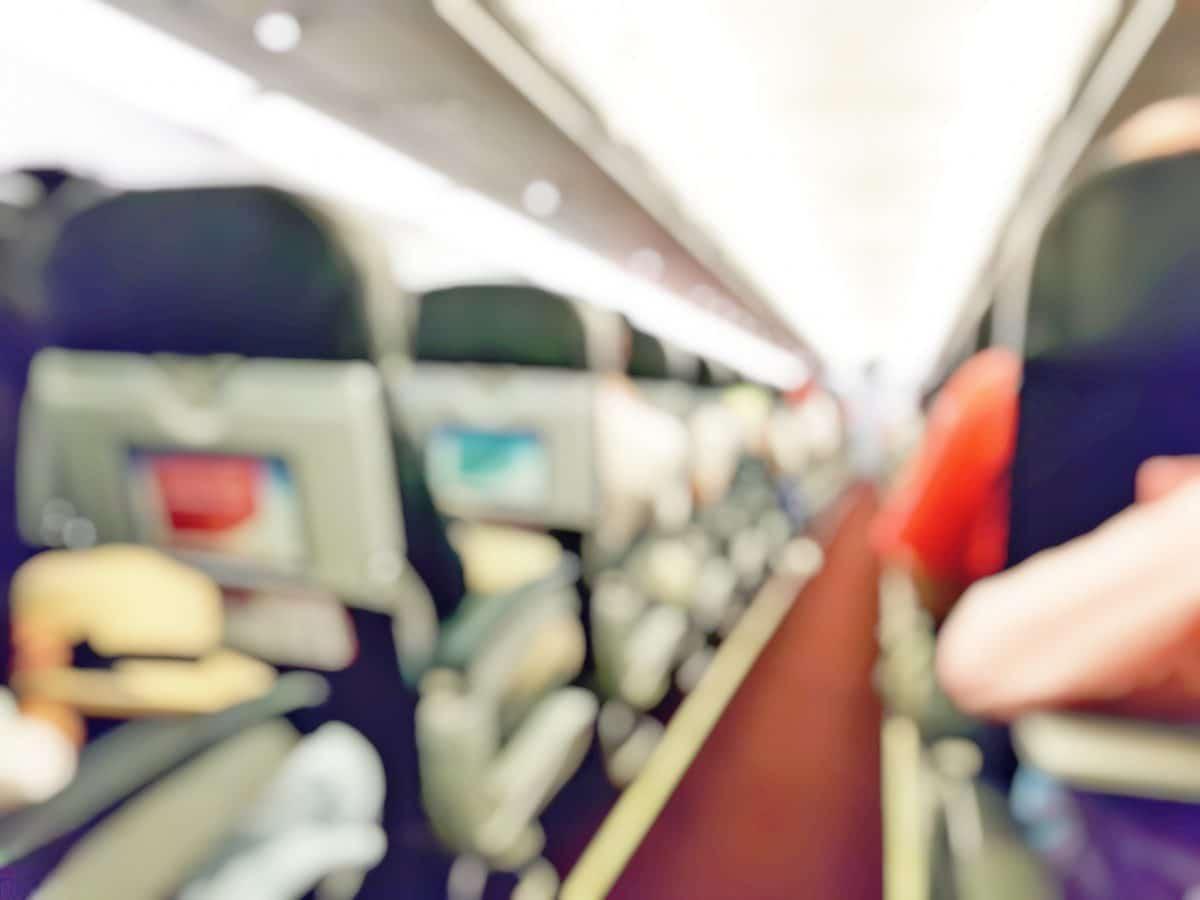 Pilot droht Trump-Anhängern auf Flug mit Rauswurf