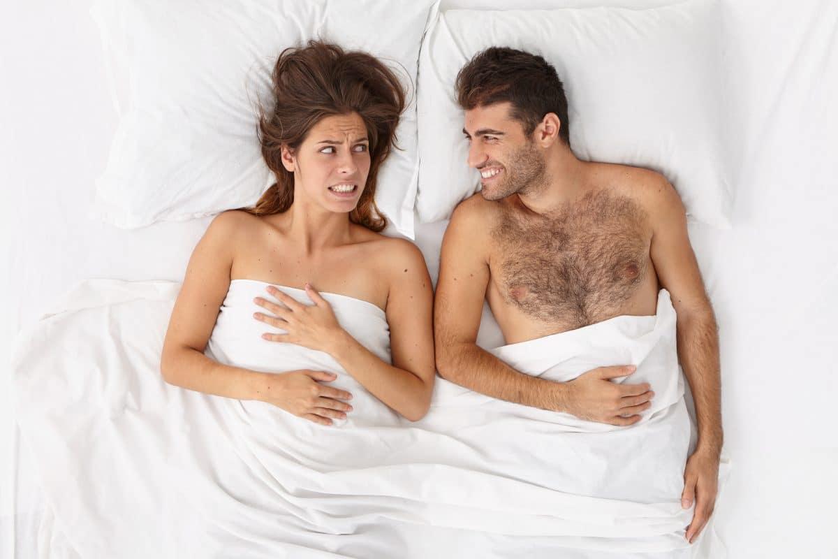 16 Fehler die Männer beim Sex gerne machen