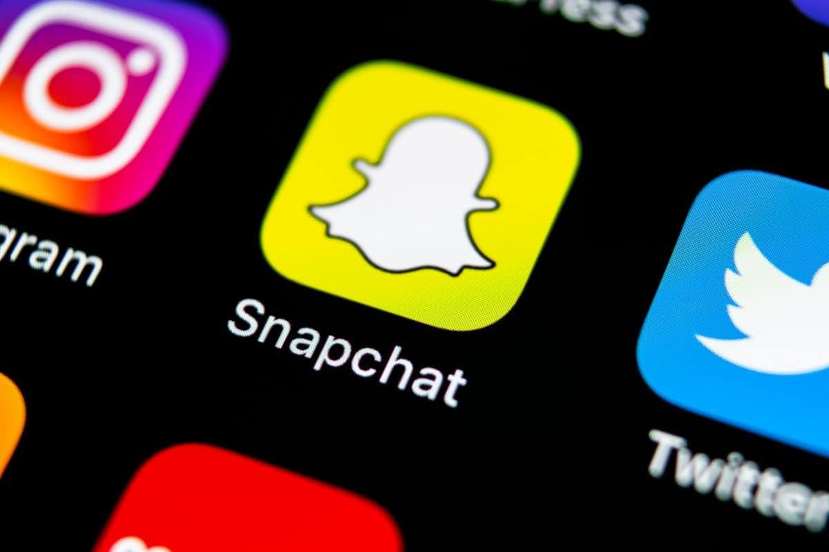 Auch Snapchat sperrt Account von Donald Trump dauerhaft