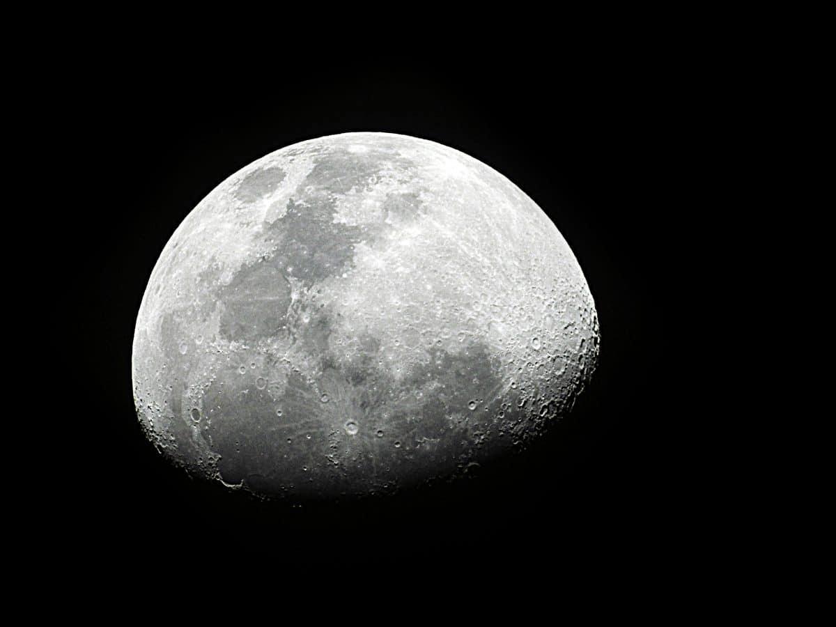 """Video zeigt: So wurde der Mond vor 4,5 Milliarden Jahren """"geboren"""""""