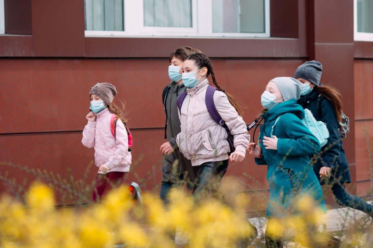 So könnte der Schichtbetrieb in Österreichs Schulen ab 25. Jänner aussehen