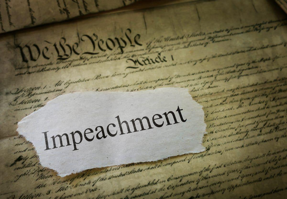 Impeachment: Gegen diese drei US-Präsidenten wurde vor Trump das Verfahren eingeleitet