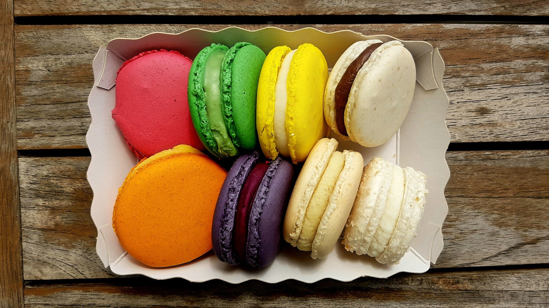 Macarons-Grundrezept