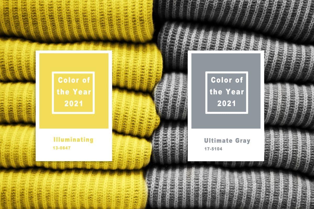 Trendfarben 2021: So trägt man die Pantone-Farben