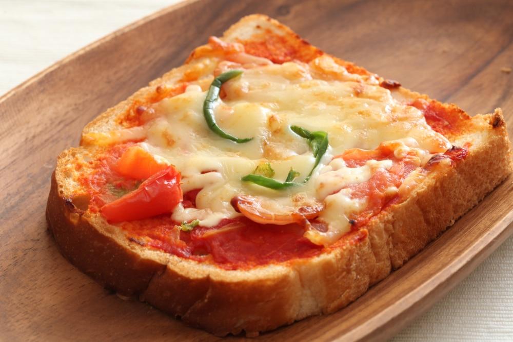 Pizza Toast – superschnelles Rezept