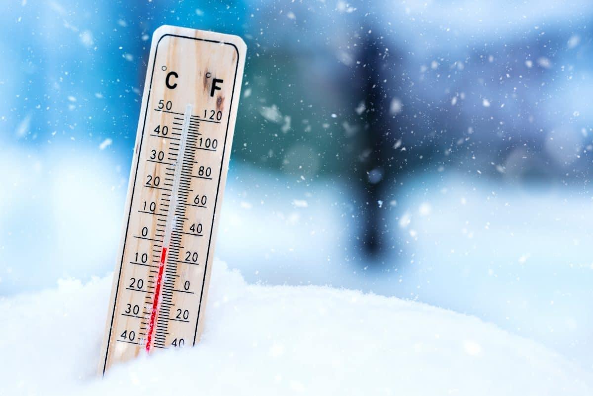 Arktischer Winter in Österreich: 5 Fakten zur Kälte