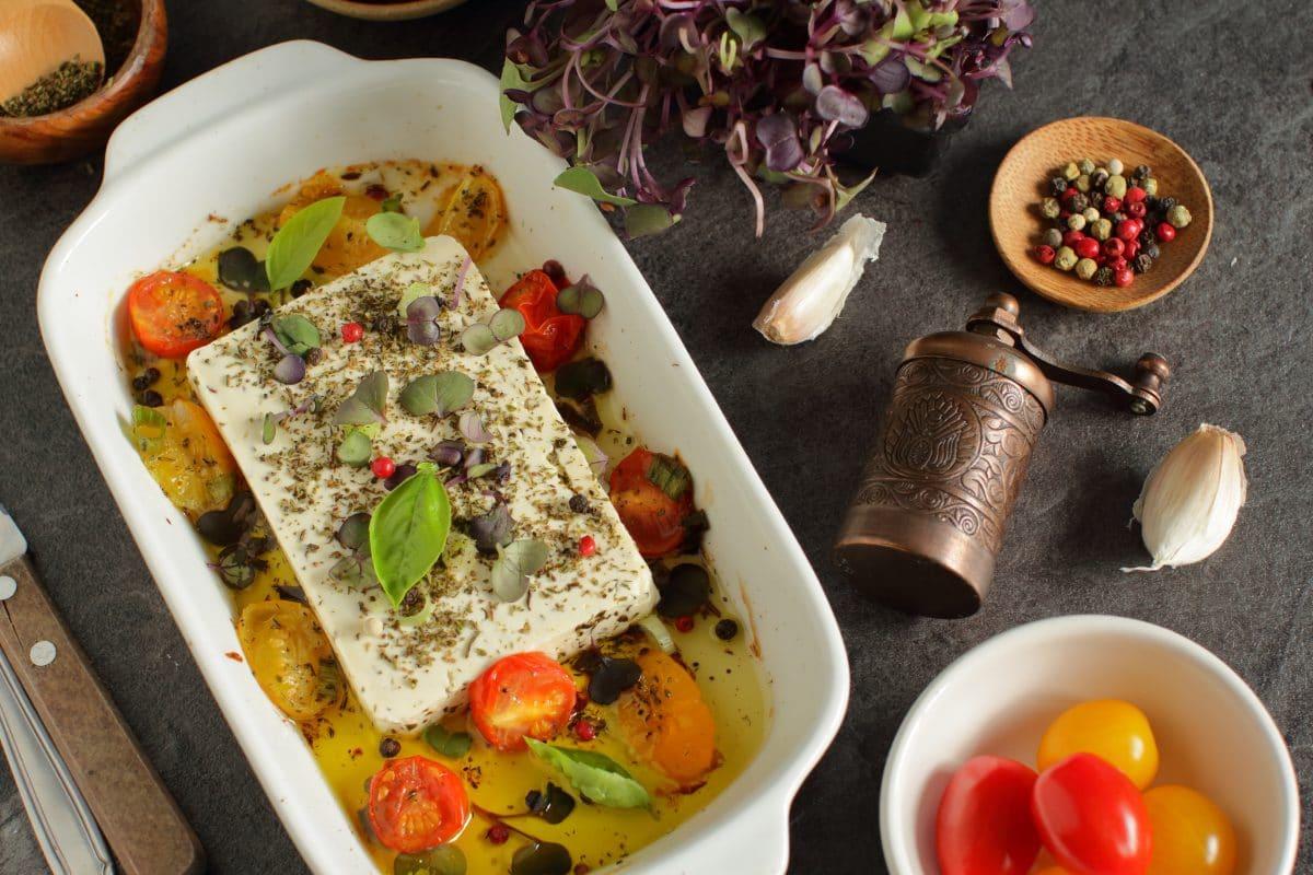 """""""Baked Feta Pasta"""": Dieses Gericht hat 314 Millionen Aufrufe auf TikTok"""
