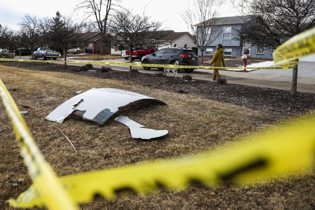 Boeing 777: Flugzeuge verloren Teile über USA und den Niederlanden