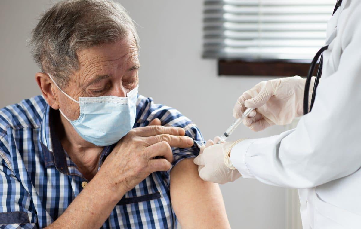Wien startet mit Impfung der Hochrisikogruppe