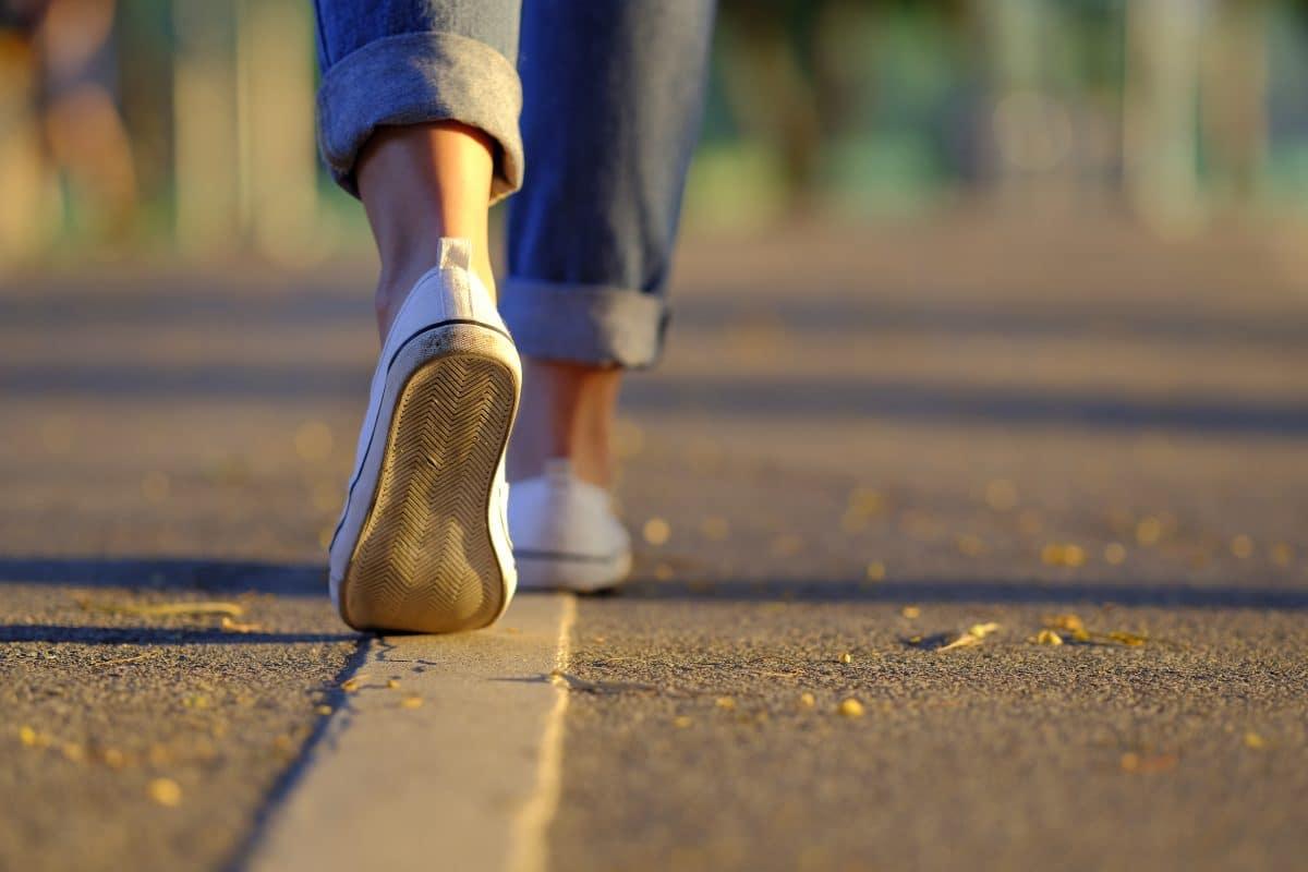 Deshalb sollten wir jeden Tag 10.000 Schritte gehen