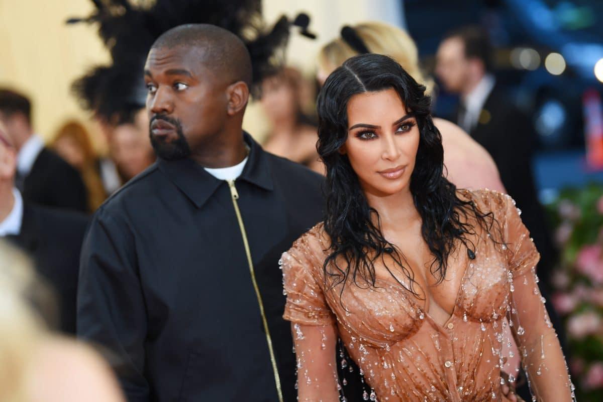 Ehe-Aus: Zwischen Kim Kardashian und Kanye West herrscht angeblich Funkstille