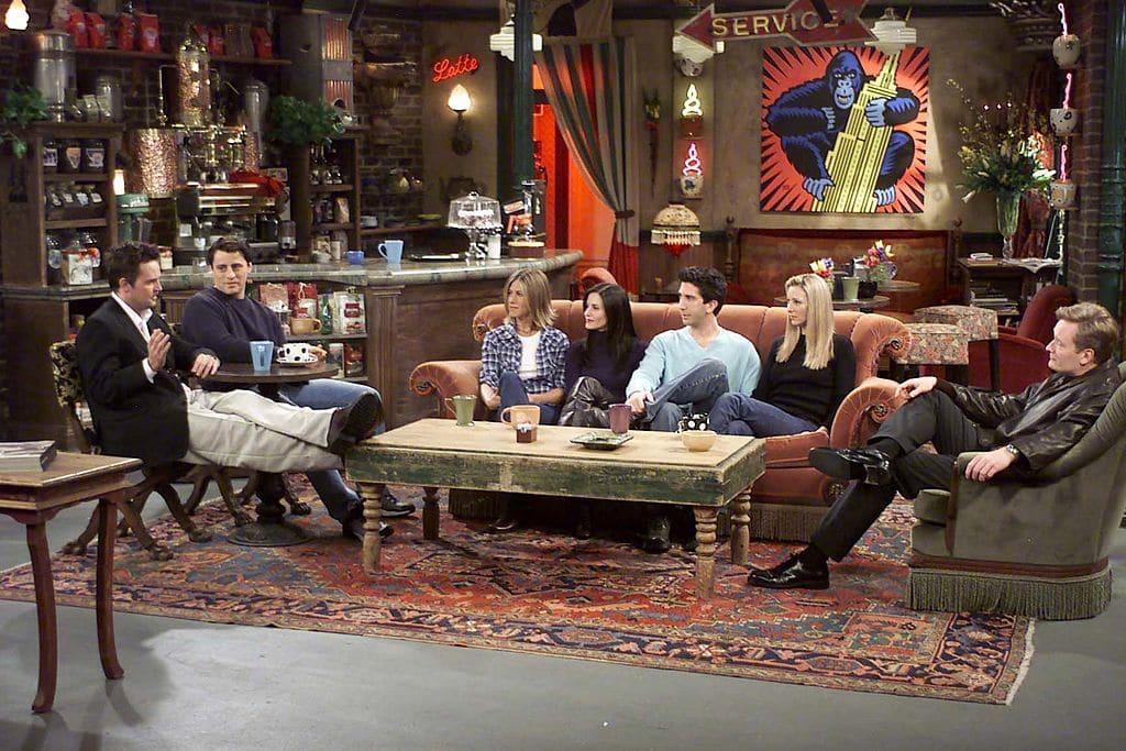 """""""Friends""""-Reunion im Frühling offiziell bestätigt"""
