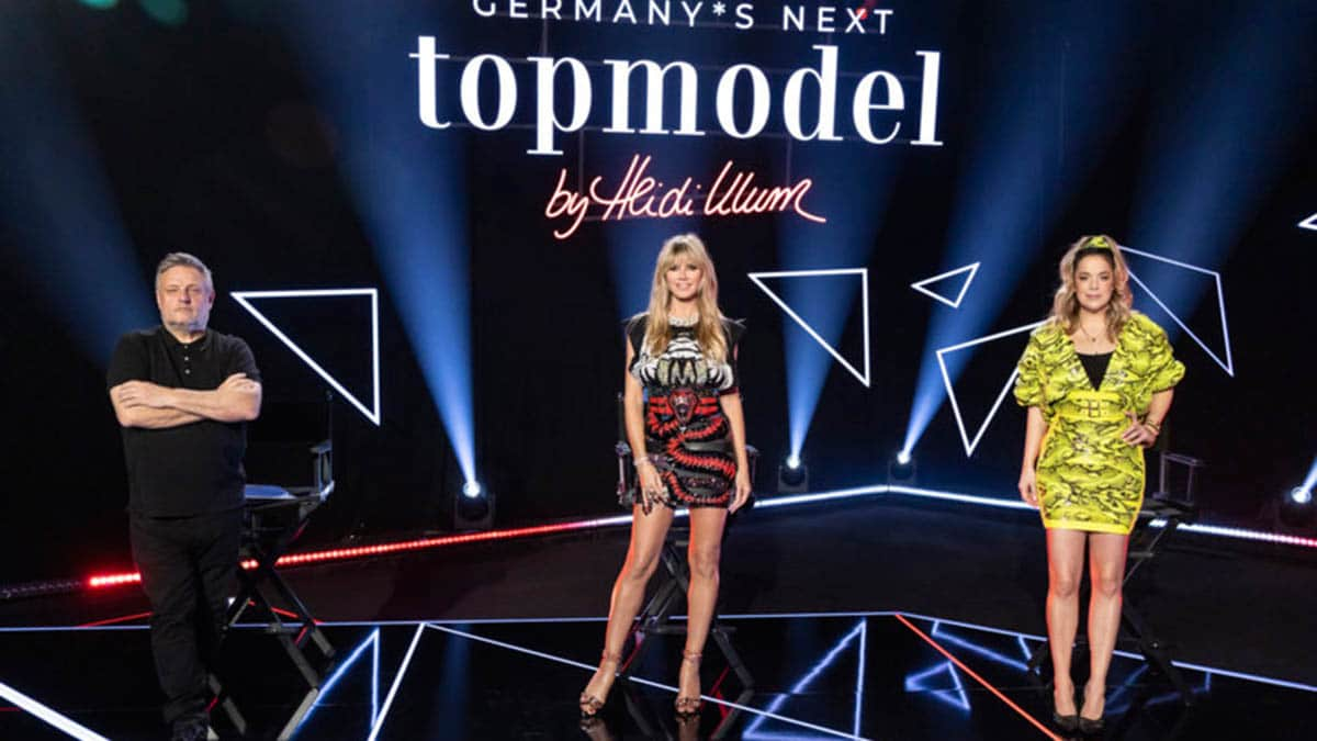 """Germany's Next Topmodel"": Shitstorm nach Rauswurf von gehörloser Kandidatin"