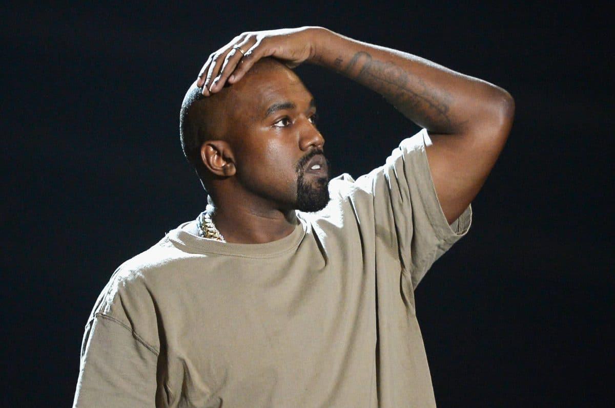 Kanye West soll es nach Trennung von Kim Kardashian gar nicht gut gehen