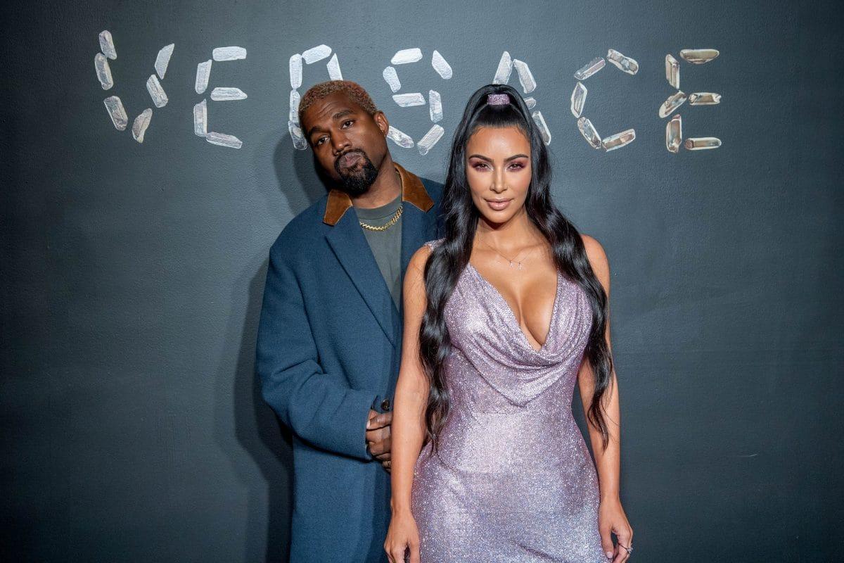 Kim Kardashian soll die Scheidung von Kanye West eingereicht haben