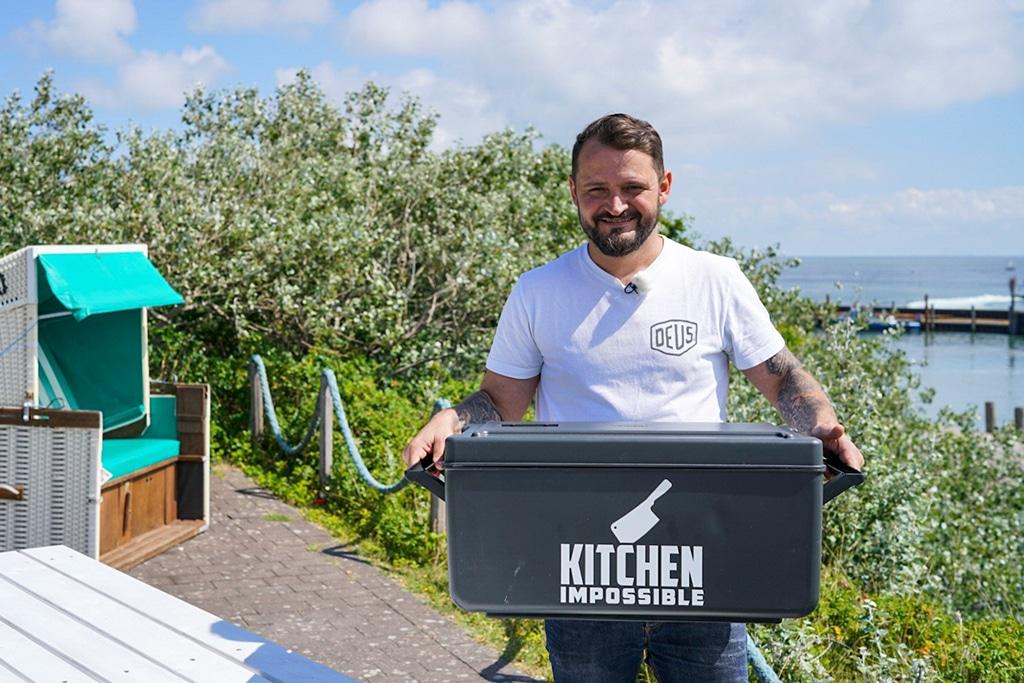 Kitchen Impossible: Alexander Wulf