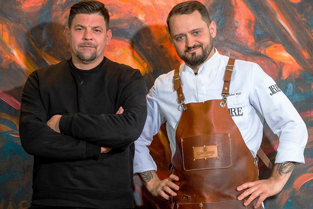 Kitchen Impossible: Tim Mälzer gegen Alexander Wulf