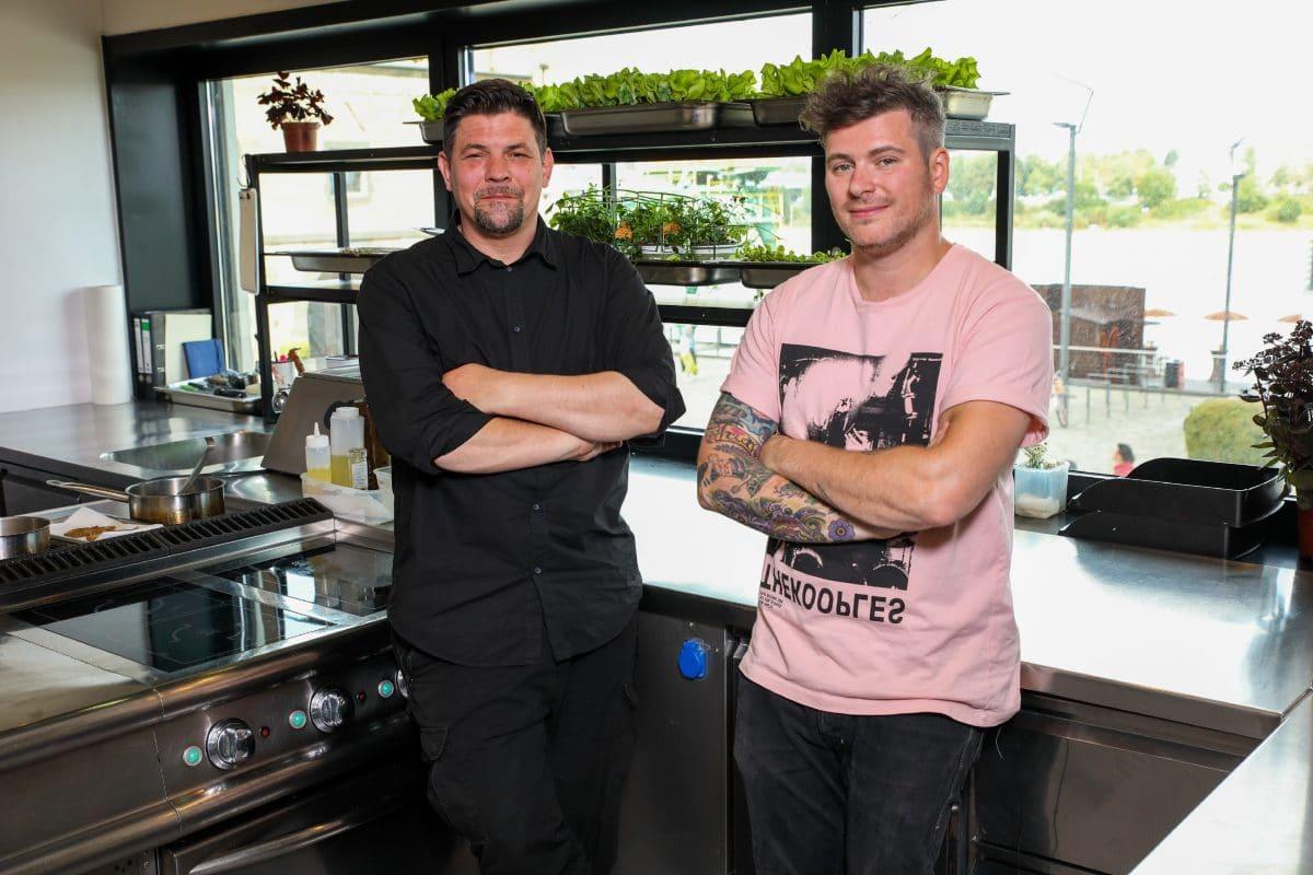 """""""Kitchen Impossible"""": Tim Mälzer gegen Daniel Gottschlich"""