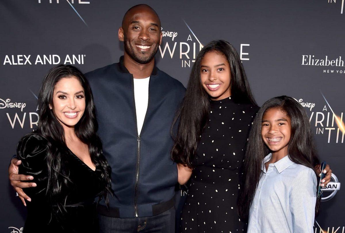 Kobe Bryant: Tochter Natalia hat bei IMG Models unterschrieben