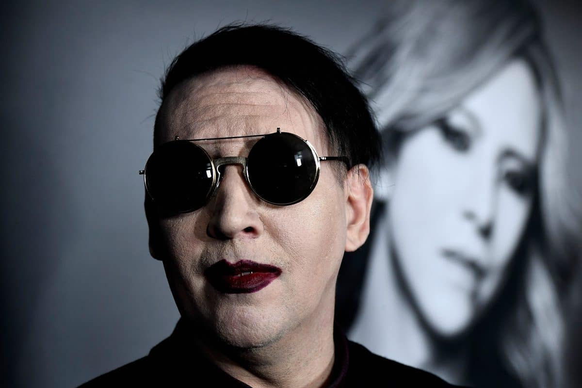 Polizeieinsatz bei Marilyn Manson: Freund machte sich Sorgen