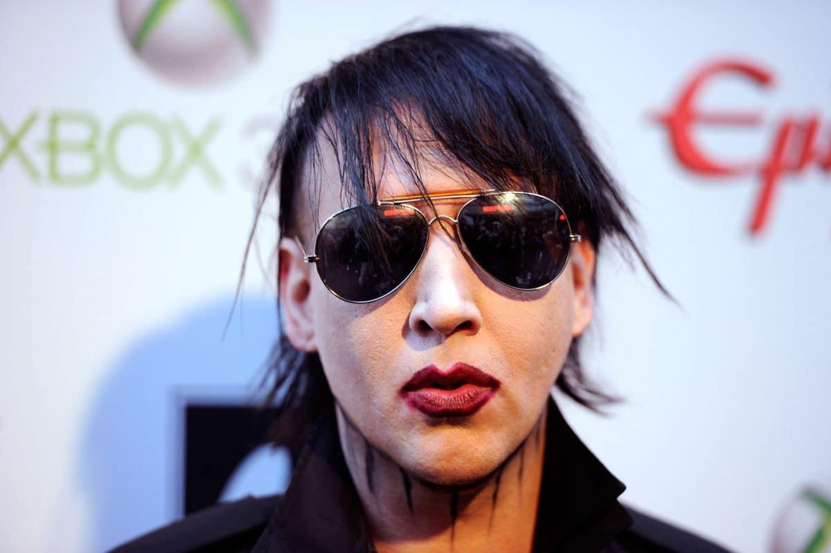 Marilyn Manson äußert sich erstmals zu schweren Missbrauchsvorwürfen