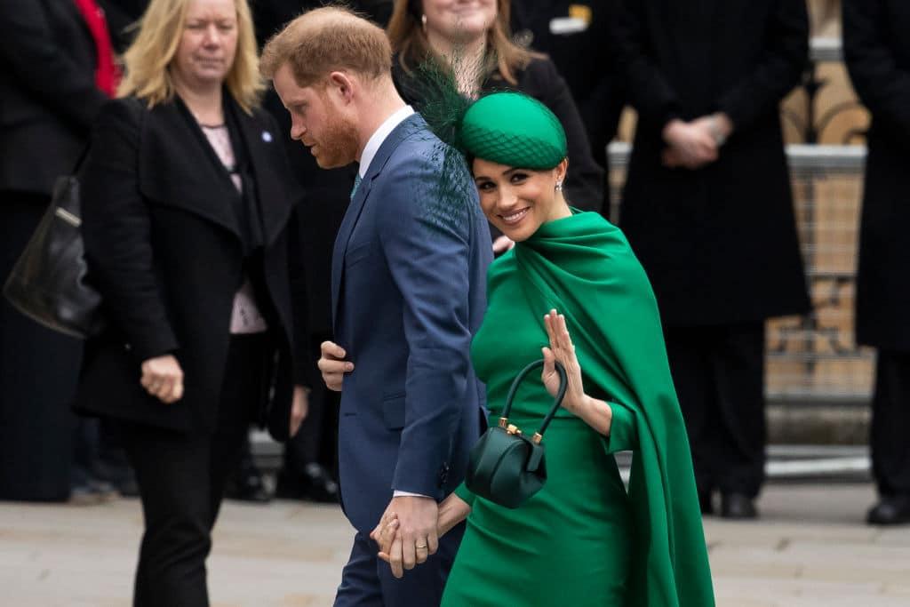 Meghan Markle und Prinz Harry erwarten zweites Kind