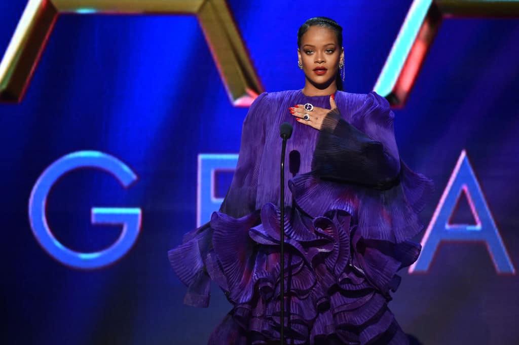 Rihanna stellt ihr Modelabel Fenty ein