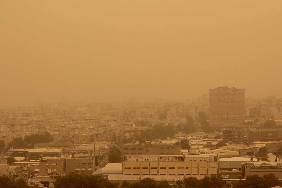 Saharastaub über Österreich: Am Montag kann sich der Himmel rot färben