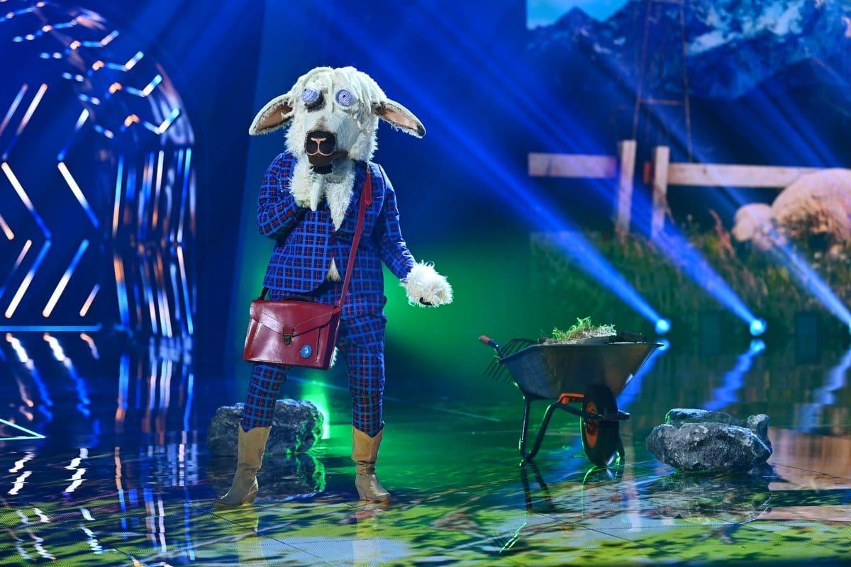 """""""The Masked Singer Austria"""": Dieser Promi war das Schaf"""