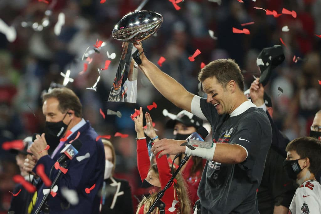 """Deswegen wird Tom Brady jetzt als """"GOAT"""" gefeiert"""