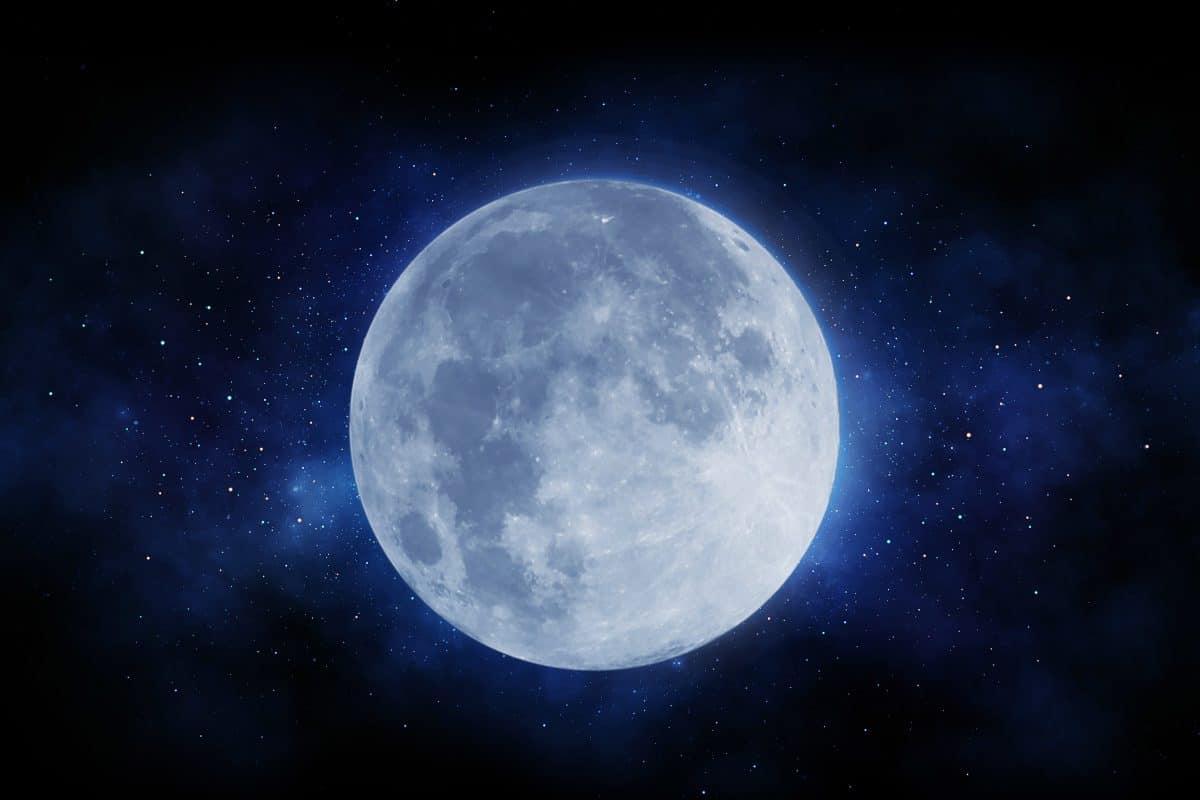 Vollmond im Februar: Diesen Sternzeichen bringt er magisches Glück
