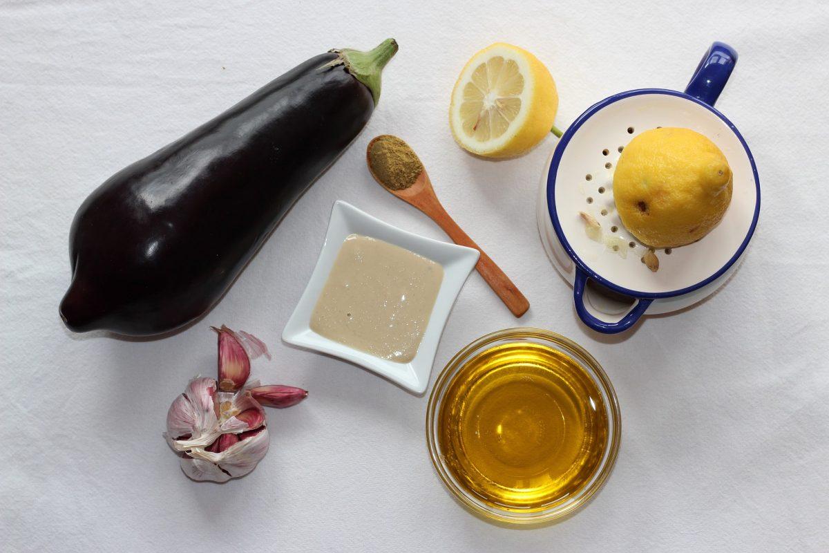 Tahini-Auberginen-Eintopf Rezept