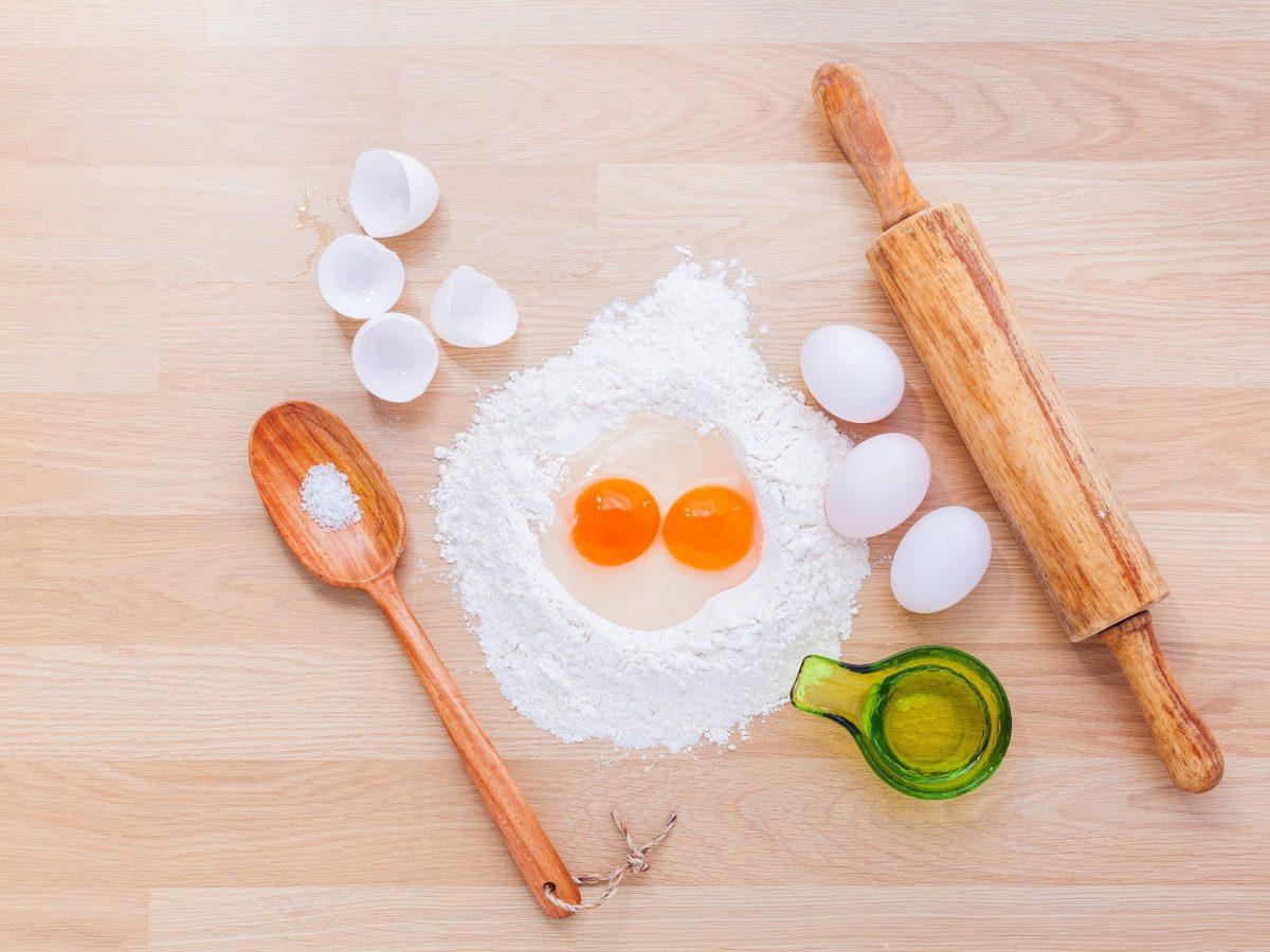 Backteig zum Frittieren Grundrezept Rezept