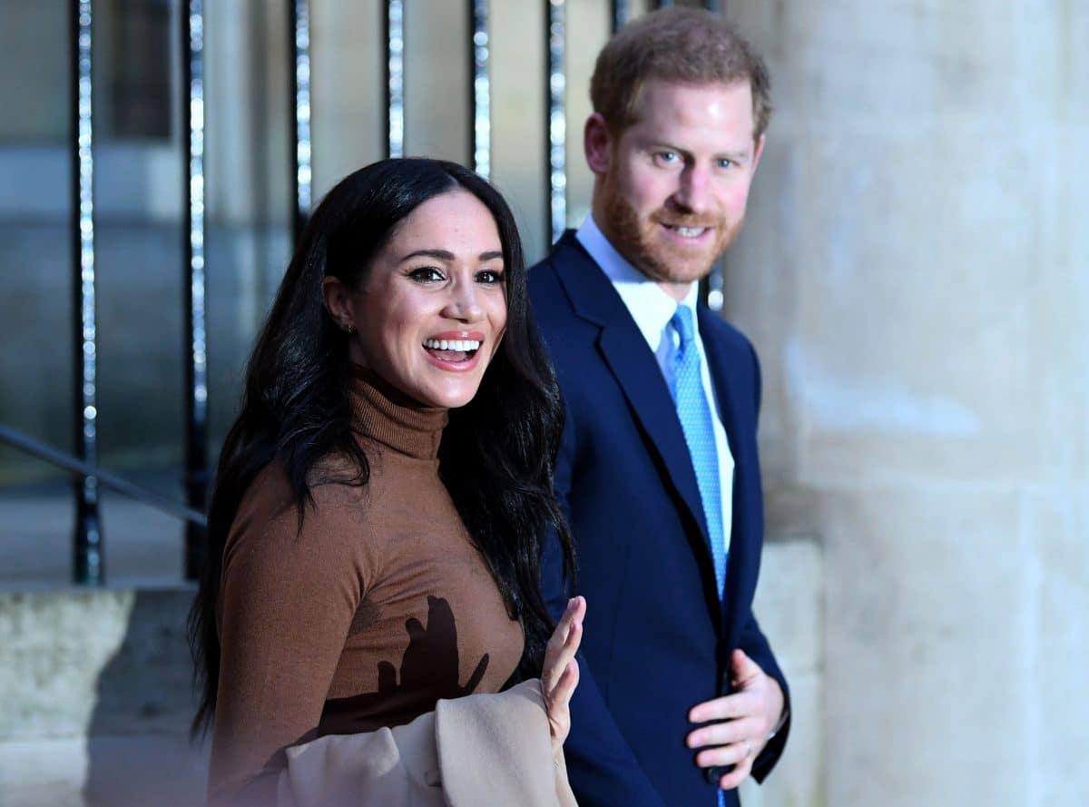 Meghan und Harry: Wie wird das zweite Baby heißen?