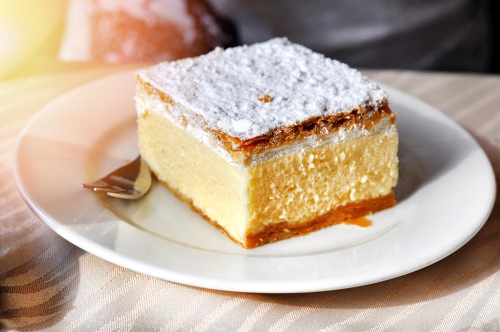 Vanille-Cremeschnitten